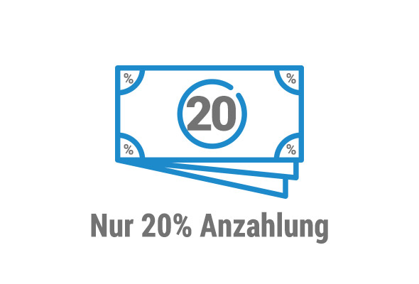anzahlung
