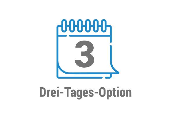drei-tages-option