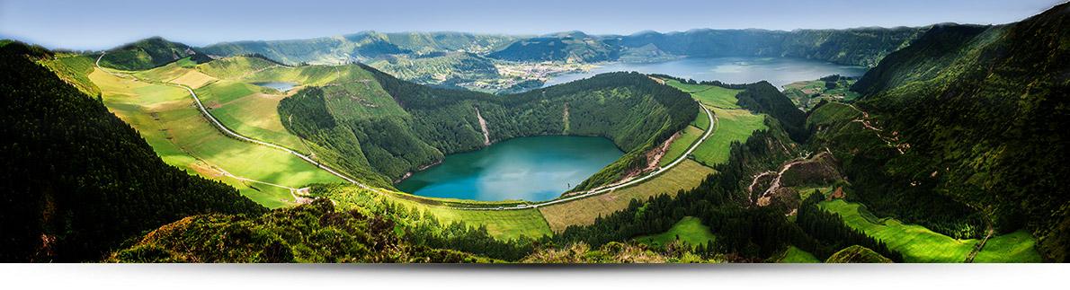 São Miguel – die grüne Insel